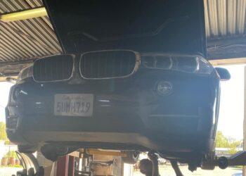 Ремонт подвески BMW X5 В Запорожье