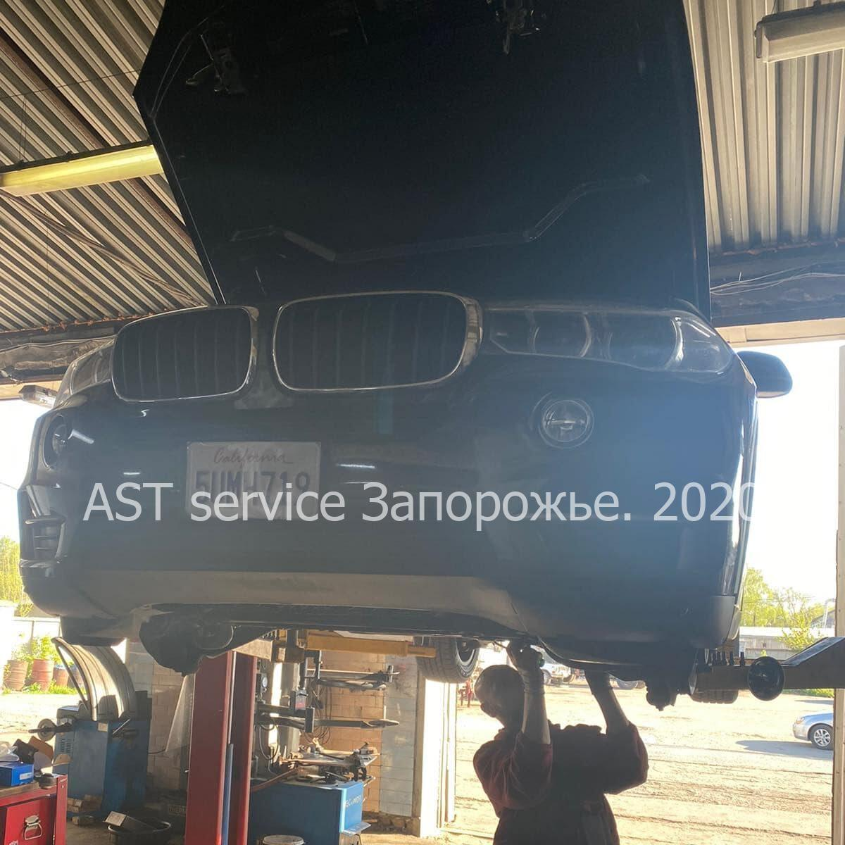 ремонт BMW Запорожье
