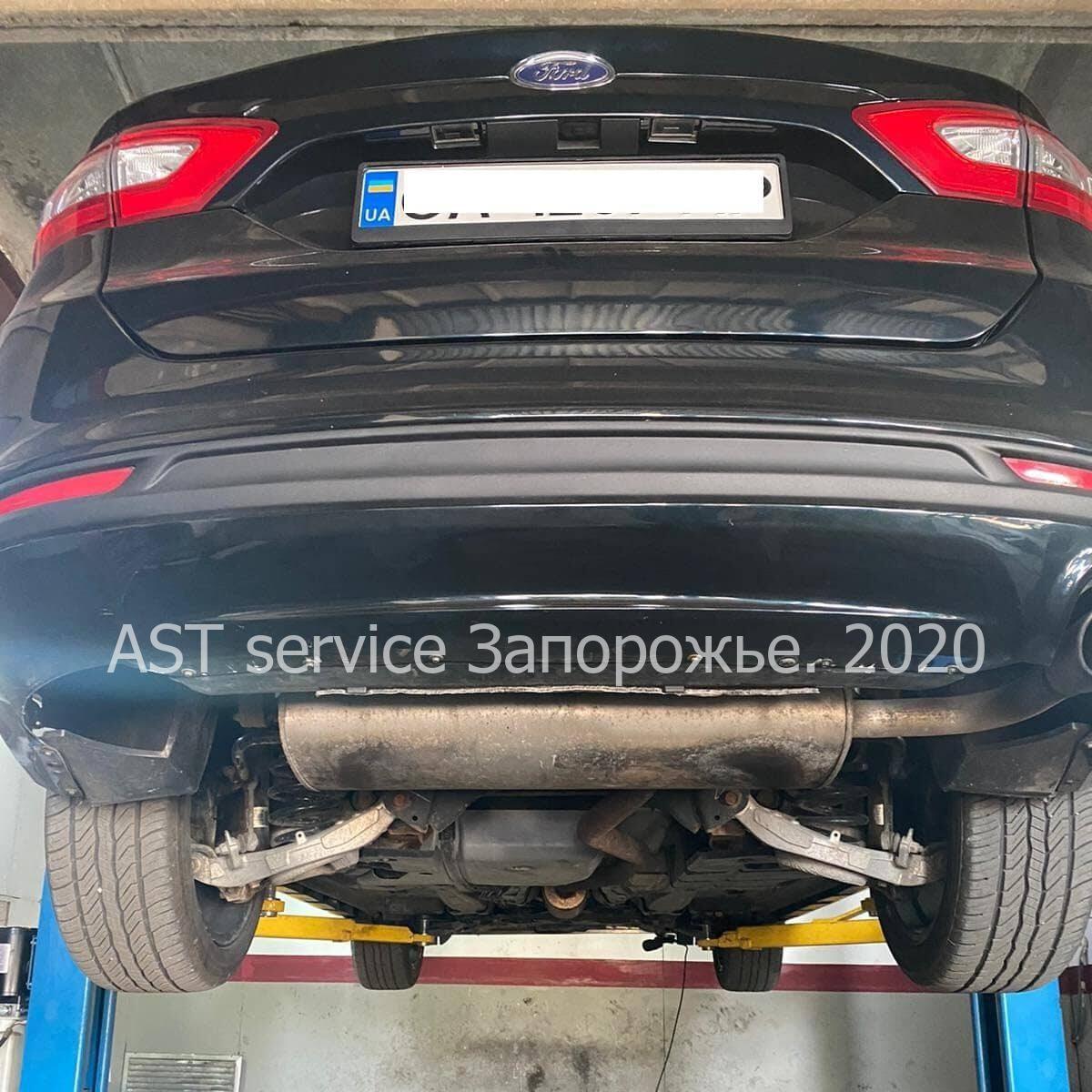 ремонт форд в Запорожье