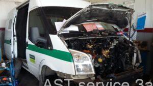 ремонт микроавтобусов в Запорожье