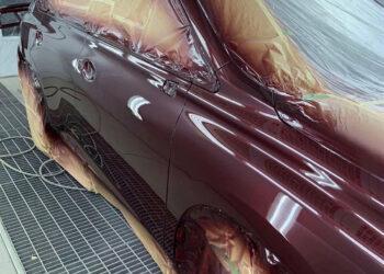 Подготовка и покраска автомобиля