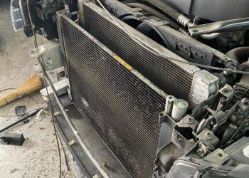 Ремонт системы кондиционирования BMW 535